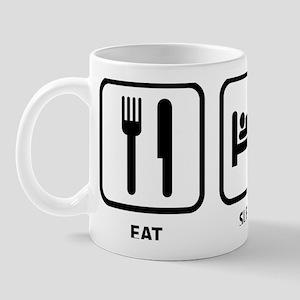 EatSleepPoodle1A Mug