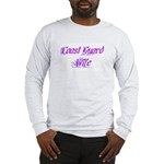 Coast Guard Wife ver2 Long Sleeve T-Shirt