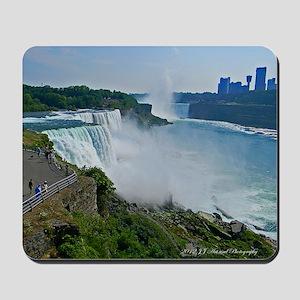 Niagara Falls and Canada Mousepad