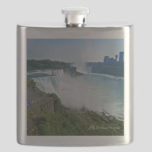 Niagara Falls and Canada Flask
