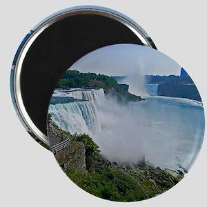 Niagara Falls and Canada Magnet
