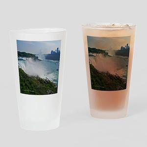 Niagara Falls Drinking Glass