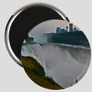 Sunset at Niagara Falls Magnet