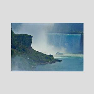 Horseshoe Falls Rectangle Magnet