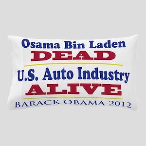 Bin Laden is dead, General Motors is a Pillow Case