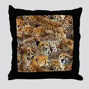 Tigers The Tiger Throw Pillow