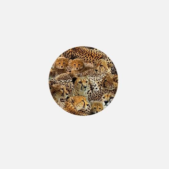 Tigers The Tiger Mini Button