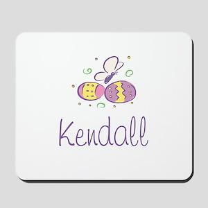 Easter Eggs - Kendall Mousepad