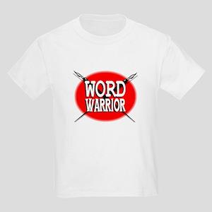 Word Warrior Kids T-Shirt