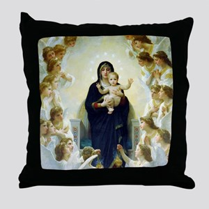 William Adolphe Bouguereau Throw Pillow