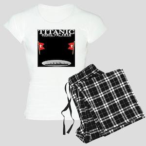 TG2SqLockerFrame Women's Light Pajamas