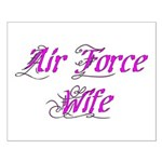 Air Force Wife Small Poster