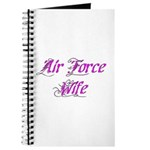 Air Force Wife Journal