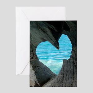 ROMANTIC VIEW * Greeting Card