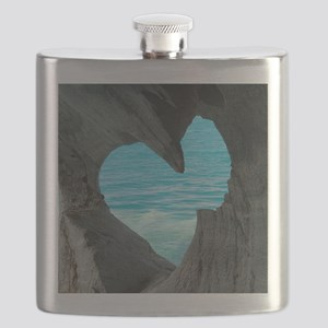 ROMANTIC VIEW * Flask
