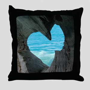 ROMANTIC VIEW * Throw Pillow