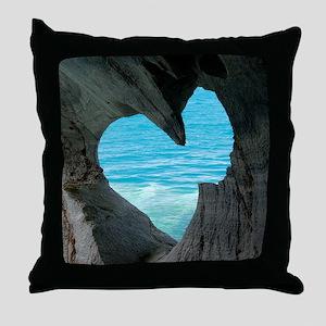 ROMANTIC VIEW * Throw Pillow