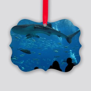 Whale Shark 16 x 20 Print Picture Ornament