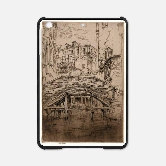 Ponte del Piovan - James McNeill Whistler - 1886 i
