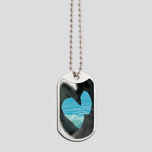ROMANTIC VIEW * Dog Tags