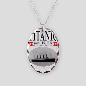 TG2ipadsleeve Necklace Oval Charm
