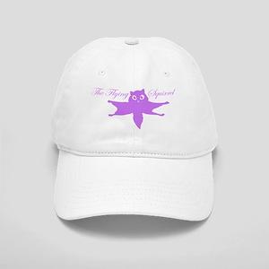 Tshirts-Squirrel-Logo-Purple Cap