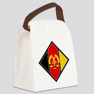DDR Air Force Canvas Lunch Bag