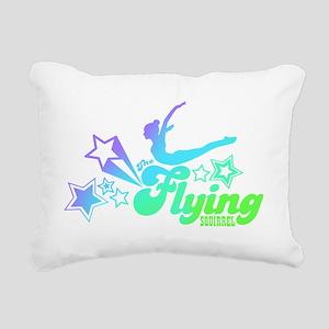 Tshirts-Size-Stars-Logo- Rectangular Canvas Pillow