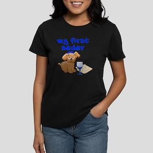 my first Seder Women's Dark T-Shirt
