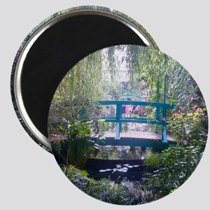 Monet Bridge Horizontal Magnet