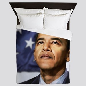 Obama Queen Duvet