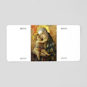 Madonna With Child - Carlo Crivelli - c1470 Alumin