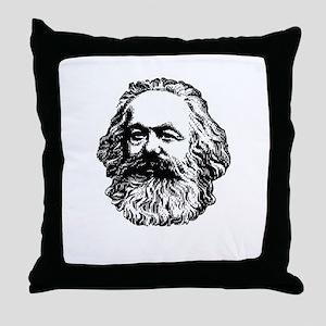 sharing1 Throw Pillow