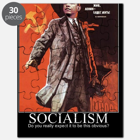 Socialism - What did you expect? Puzzle