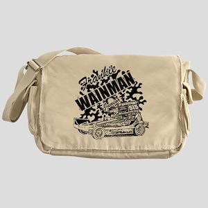 515 Frankie Wainman Jr Messenger Bag