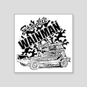 """515 Frankie Wainman Jr Square Sticker 3"""" x 3"""""""