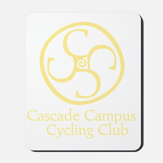 Cascade Campus Cycling Club Mousepad