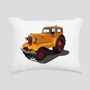 UDLX Comfortractor Rectangular Canvas Pillow