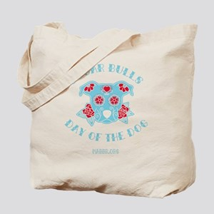 Sugar Bulls Tote Bag