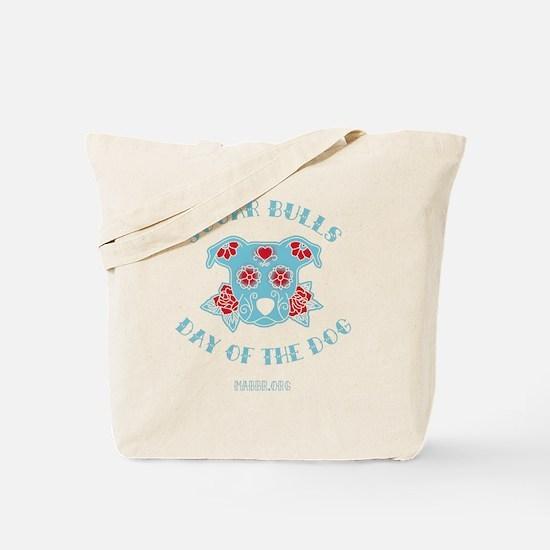 Sugar Bulls Tote Bag