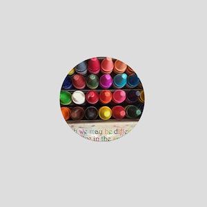 All Colors Mini Button