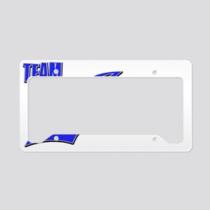 Team Jesse License Plate Holder