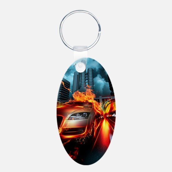 Night Rider Keychains