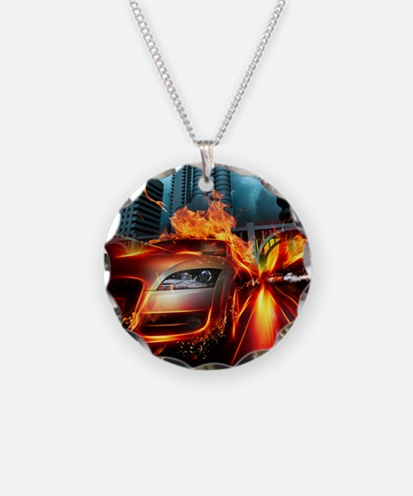 Night Rider Necklace