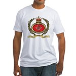 The Masonic Badge Fitted T-Shirt