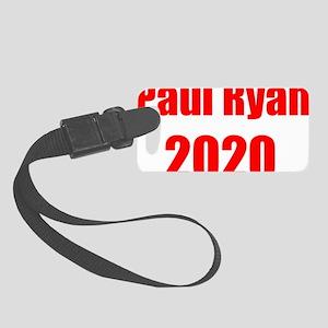 Paul Ryan 2020 Small Luggage Tag