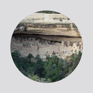 Mesa Verde Round Ornament