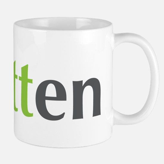 sMITTen for Mitt Romney. Green/Grey Bum Mug