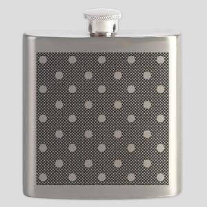 Polka Dots Flask