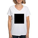 Cox & Forkum  Women's V-Neck T-Shirt